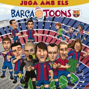 Play with Barça Toons