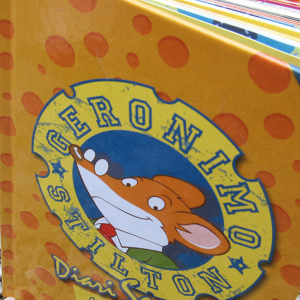 Geronimo Stilton secret diary