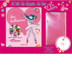 El kit de la dansa de les Tea Sisters