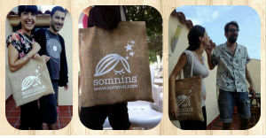 We already have Somnins bags. Do you like them?