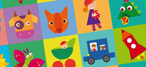 The new title of Somnins, 'Funny shapes', will be published in catalan, spanish and italian