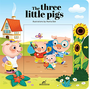 Coberta The Three Little Pigs