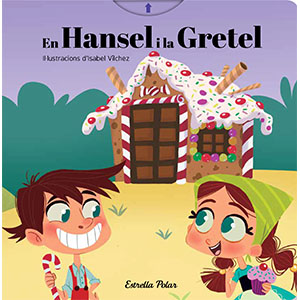 Coberta Hansel i Gretel CAT WEB