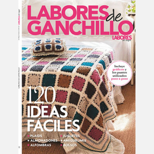 ESPECIAL LABORES. GANCHILLO (LABORES MAGAZINE SPECIAL NUMBER: CROCHET)