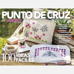 ESPECIAL LABORES. GANCHILLO (LABORES MAGAZINE SPECIAL NUMBER: CROSS-STITCH)